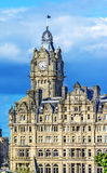 Balmoral, Edinburgh landmark, Scotland Stock Photos