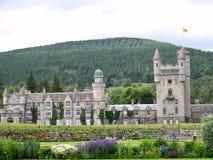 Balmoral slott 2 Arkivbild
