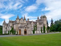 Balmoral slott 3 Royaltyfri Bild