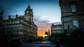 Balmoralpaleis Edinburgh Royalty-vrije Stock Afbeeldingen