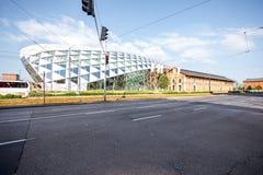 Balna-Gebäude in Budapest Stockfotos
