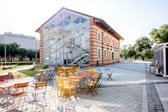 Balna-Gebäude in Budapest Lizenzfreie Stockfotos