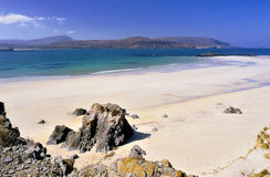 Balnakeil bay beach, Sutherland, Scotland Stock Image