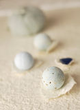 Balneario abstracto azul Fotografía de archivo