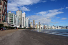 Balneario Camboriu - Brasil Imagens de Stock Royalty Free