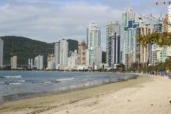 Balneario Camboriu - Brasil Imagens de Stock