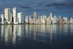 Balneario Camboriu - Brazil Royalty Free Stock Photography