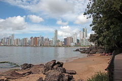 Balneario Camboriu - Brazil Royalty Free Stock Image