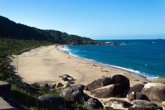 Balneario Camboriu - Brazilië royalty-vrije stock foto