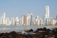 Balneario Camboriu, Santa Catarina, Brasil Imagens de Stock