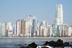 Balneario Camboriu, Santa Catarina, Brasil Fotografia de Stock Royalty Free