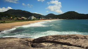 Balneario Camboriu - Santa Catarina - Brazil Royalty Free Stock Photography
