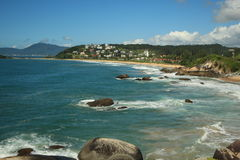 Balneario Camboriu - Santa Catarina - Brazil Royalty Free Stock Photo