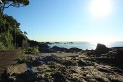 Balneario Camboriu - Santa Catarina - el Brasil imagen de archivo