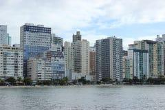 Balneario Camboriu - Santa Catarina - il Brasile Immagine Stock Libera da Diritti