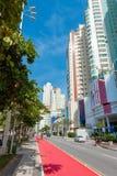 Balneario Camburiu, Бразилия Стоковое фото RF
