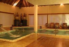 Balneario de la hidroterapia Foto de archivo
