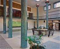 Balneario de Luhacovice Fotografía de archivo libre de regalías