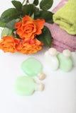 Balneario de Rose Fotografía de archivo libre de regalías