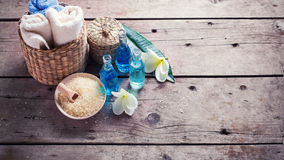 Balneario o producto orgánico de la salud Fotografía de archivo