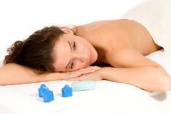 Balneario y masaje Imagenes de archivo