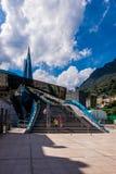 Balneary térmico de Caldea Foto de Stock Royalty Free