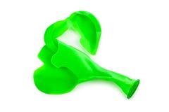 Balão de ar estalado Foto de Stock Royalty Free