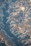 Balão de ar quente em Cappadocia Fotografia de Stock