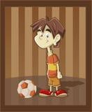 Balompié/fútbol Foto de archivo libre de regalías