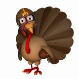 Balompié Turquía de Toon Imagen de archivo libre de regalías