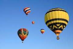 balonów lotniczych festiwal gorąco Zdjęcia Stock
