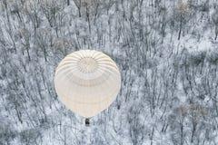 balonów lotniczych gorące niebo zdjęcie royalty free