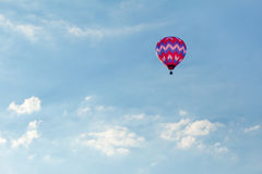 balonów lotniczych kolorowe gorąco Obrazy Royalty Free