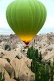 balonów lotniczych kolorowe gorąco Obrazy Stock