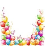 balonów projekta ilustraci wektor Fotografia Royalty Free