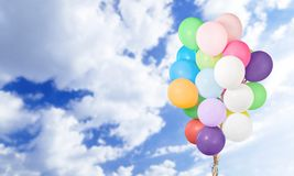 Balon Obrazy Royalty Free