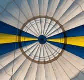 Balon Dolny widok Zdjęcie Royalty Free