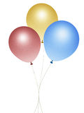 balon kropel woda Obrazy Royalty Free