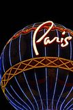 Balon Paryski Las Vegas kasyno, hotel i obrazy royalty free