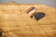 balon powietrza bealton latający cyrk gorąco show photgrphed va Zdjęcia Royalty Free