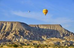 balon powietrza bealton latający cyrk gorąco show photgrphed va Fotografia Stock