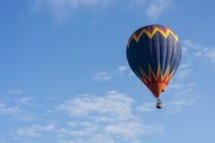 balon powietrza bealton latający cyrk gorąco show photgrphed va Obrazy Royalty Free