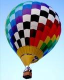 balon powietrza kolorowe gorąco Obrazy Stock