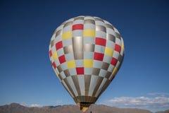 balon powietrza lot gorąco Zdjęcia Royalty Free