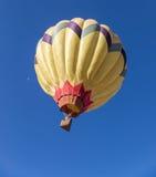 balon powietrza lot gorąco Obraz Stock