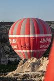 Balon w Cappadocia Turcja Fotografia Stock