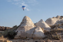 Balon w Cappadocia Turcja Zdjęcia Royalty Free