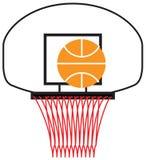 Baloncesto ilustración del vector