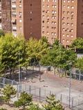 Baloncesto de la calle Fotos de archivo libres de regalías