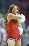 2014 baloncesto del NCAA - acción del juego del templo de Towson @ Imagen de archivo